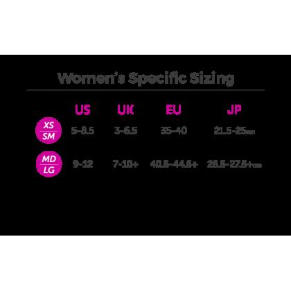 Injinji Spectrum Women's Run Mini-Crew - Spots