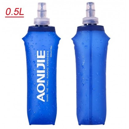 AONIJIE 250ml/500ml Soft Flask TPU Squeeze Outdoor Sports