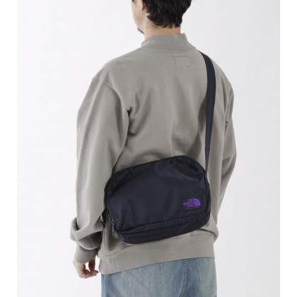 100% AUTHENTIC THE NORTH FACE PURPLE LABEL LIMONTA Nylon Shoulder Bag NN7916N, Black