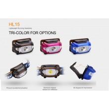Fenix HL15 LED Headlamp, Headlight