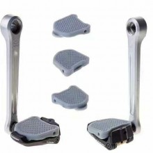 'Richy' Pedal Plate adapting your Shimano SPD-SL or Look Keo pedals