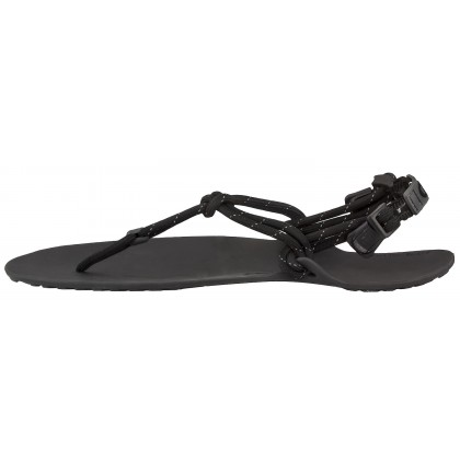XERO Genisis – Men's Barefoot Sandal, Black