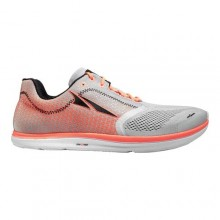Altra Footwear Men's Solstice Running Shoe -Grey/Orange