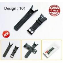 Suunto Ambit Series Replacement Watch Strap (2 years Warranty)