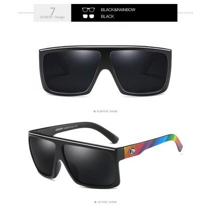 DUBERY DD818-07 Polarized Sunglasses Unisex
